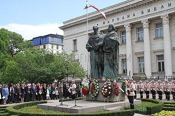 BULGARIA-SOFIA-LINGUISTIC DIVERSITY-PROMOTION