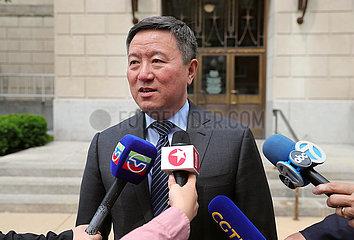 U.S.-ILLINOIS-PEORIA-TRIAL-MISSING CHINESE SCHOLAR CASE
