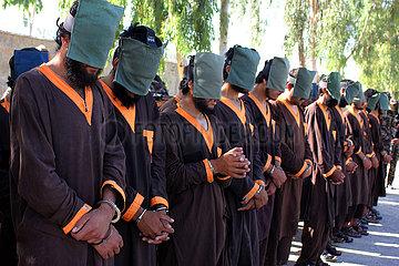 AFGHANISTAN-KANDAHAR-TALIBAN-MILITANT-ARREST