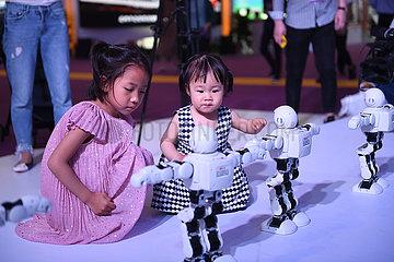 CHINA-JIANGXI-NANCHANG-EXPO CENTRAL CHINA 2019 (CN)
