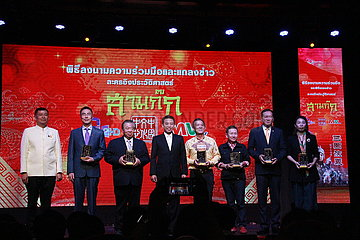 THAILAND-BANGKOK-NBT-THREE KINGDOMS