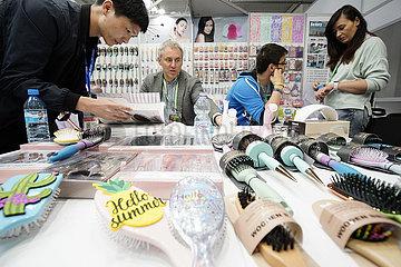 POLEN-WARSCHAU-CHINA-AUSSTELLUNG  8. Ausgabe der China Home Life Expo in Warschau
