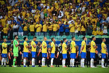 (SP)BRAZIL-SALVADOR-SOCCER-COPA AMERICA 2019-BRAZIL VS VENEZUELA (??)()??——???:????????