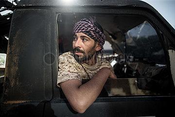 LIBYEN-TRIPOLIS-KONFLIKT