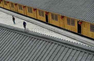 # CHINA-HUBEI-Village-Reisen (CN)
