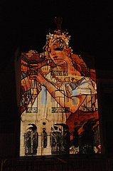 PORTUGAL-AVEIRO-LIGHT SHOW
