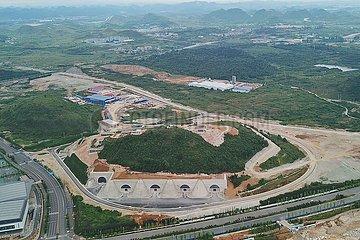 CHINA-GUIZHOU-BIG DATA-INDUSTRY (CN)