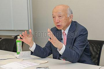 JAPAN-TOKYO-EXPERT-TAKAKAGE FUJITA-INTERVIEW