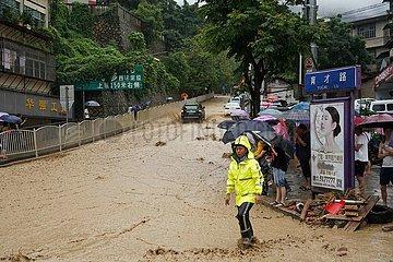 #CHINA-FUJIAN-HEAVY RAIN-FLOOD (CN)