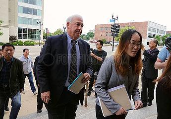 U.S.-ILLINOIS-PEORIA-CHINESE SCHOLAR SLAYINIG TRIAL-OPENING STATEMENTS