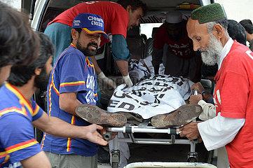 PAKISTAN-QUETTA-TERRORISMUSBEK?MPFUNG OPERATION PAKISTAN-QUETTA-TERRORISMUSBEK?MPFUNG OPERATION