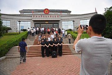 CHINA-JIANGXI-YUDU-LONG MARCH (CN)