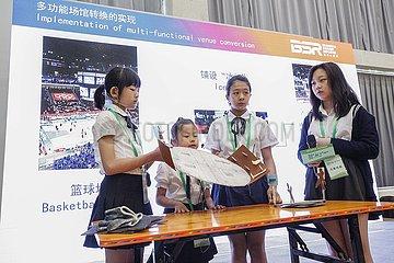 CHINA-BEIJING-INT'L CHILDREN'S FORUM (CN)