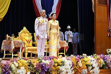 THAILAND-BANGKOK-PARLAMENT-OPENING SESSION