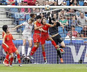(SP)FRANCE-LE HAVRE-2019 FIFA WOMEN'S WORLD CUP-GROUP B-CHN VS ESP (?????)(1)??——B?:?????????