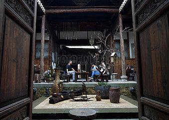 CHINA-JIANGXI-WANZAI-TOURISM (CN)