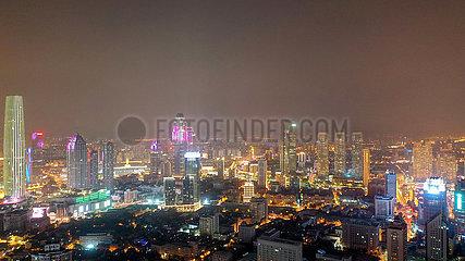 CHINA-TIANJIN-NIGHT VIEW (CN)