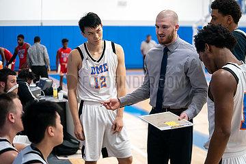 U.S.-Florida-Daytona Beach-DME Sports Academy-China-Jugendaustausch