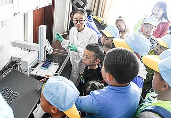CHINA-XINJIANG-PUBLIC SCIENCE DAY (CN)