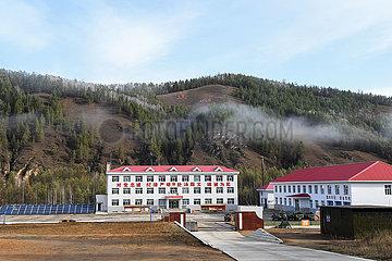 CHINA-INNER MONGOLIA-FIRE SQUADRON (CN)