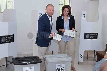 MALTA-ELECTIONS-MEPS AND LOCAL COUNCILORS