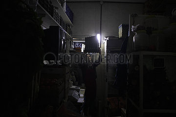 ARGENTINA-POWER SUPPLY-BLACKOUT