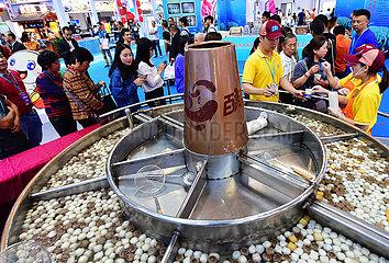 CHINA-FUZHOU-SEAFOOD-FISCH-Expo (CN)