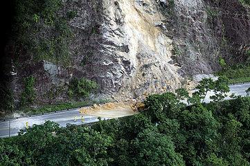 PERU-YURIMAGUAS-EARTHQUAKE