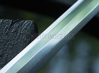 CHINA-ZHEJIANG-SWORD MAKING (CN)