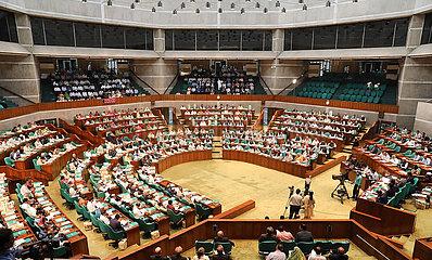 BANGLADESH-DHAKA-NATIONAL BUDGET