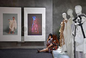 CHINA-ABSCHLUSS-XI'AN-Ausstellung (CN)