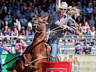 (SP)CANADA-SURREY-CLOVERDALE-RODEO-COMPETITIONS