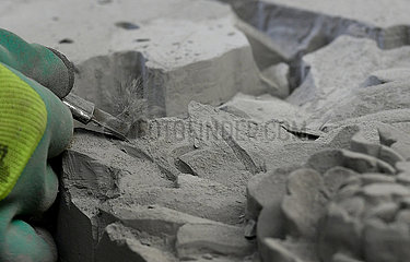 CHINA-GANSU-LINXIA-BRICK CARVING (CN)