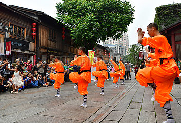 CHINA-FUJIAN-FUZHOU-CULTURAL AND NATURAL HERITAGE DAY (CN)