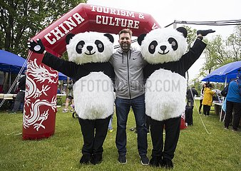 CANADA-TORONTO-CHINA TOURISM AND CULTURE WEEK