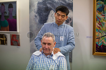 NEW ZEALAND-WELLINGTON-TRADITIONAL CHINESE MEDICINE-PROMOTION