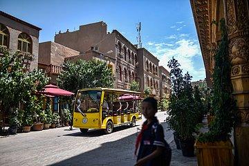 CHINA-XINJIANG-KASHGAR-TOURISM (CN)