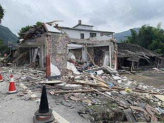 CHINA-SICHUAN-CHANGNING-EARTHQUAKE (CN)