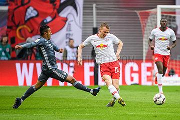 (SP)GERMANY-LEIPZIG-SOCCER-BUNDESLIGA-LEIPZIG VS BAYERN MUNICH Fussball  1.Bundesliga  RB Leipzig - FC Bayern Muenchen