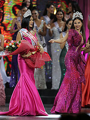 THE PHILIPPINES-QUEZON CITY-BINIBINING PILIPINAS-BEAUTY PAGEANT