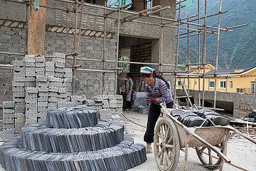 CHINA-YUNNAN-MINORITY GROUPS-LISU-POVERTY ALLEVIATION (CN)