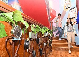 CHINA-SHANDONG-QINGDAO-MINI-MUSEUM (CN)