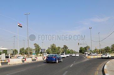 IRAQ-BAGHDAD-GREEN ZONE-OPENING