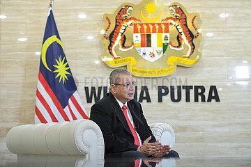MALAYSIA-PUTRAJAYA-FM-INTERVIEW (??)??:??????????????????????——????????????