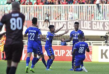 (SP)INDONESIA-BOGOR-AFC CUP 2019-ASEAN ZONAL SEMIFINAL