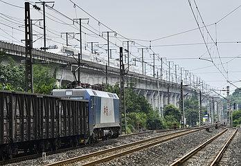 CHINA-CHENGDU-CHONGQING-RAILWAY (CN)