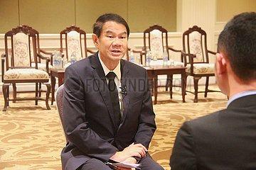 THAILAND-BANGKOK-ASIAN COUNTRIES-COOPERATION