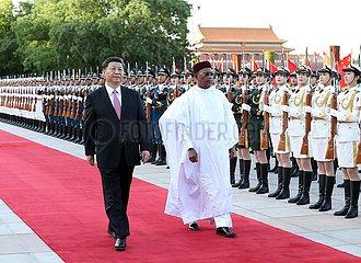 CHINA Beijing-XI jinping-nigerien president-Talk (CN) CHINA Beijing-XI jinping-nigerien president-Talk (CN) CHINA Beijing-XI jinping-nigerien president-Talk (CN) CHINA Beijing-XI jinping-nigerien president-Talk (CN) CHINA Beijing-XI jinping-nigerien president-Talk (CN)