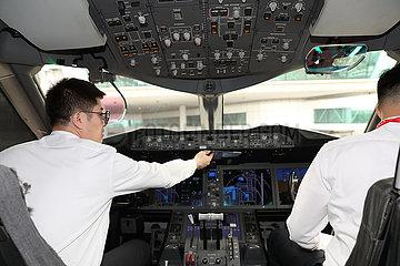 ITALIEN-ROM-CHINA-SHENZHEN-Direktflug-EINWEIHUNG