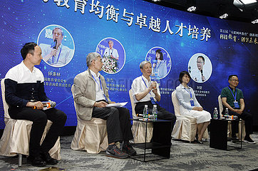 CHINA Beijing-education-INNOVATION WEEK (CN)